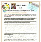 Le petit Journal De la Direction des Services aux Populations (DSP)